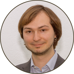 Dr. Vitaliy Kolesov, Consultant for Life Sciences at PM System S.a.r.l.